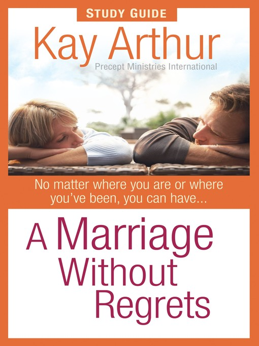 A Marriage Without Regrets Study Guide (eBook)